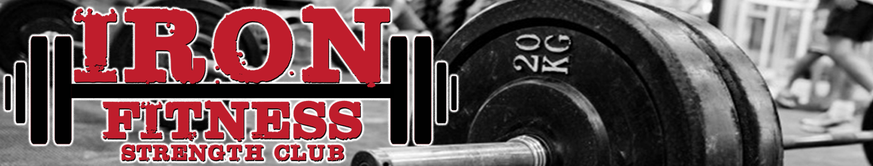 Iron Fitness Strength Club 24 hour Gym Markham Stouffville