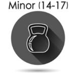 Minor (14-17) Membership